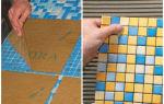 Инструкция: как класть мозаику