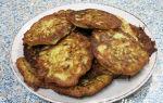 Рецепт пышных оладий из кабачков с манкой: 10 вариаций на любой вкус