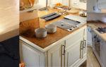 Какую столешницу для кухни выбрать: интерьерный гид