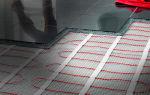 Устанавливаем теплый пол или обогревательные маты под плитку: 3 способа