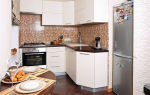Кухня 5 кв. м – малая площадь – не приговор!