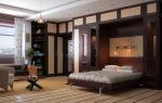 Удобная встроенная мебель для спальни: рекомендации по выбору