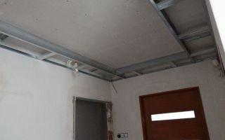 Двухуровневый потолок из гипсокартона и натяжной: 6 преимуществ смешанной конструкции