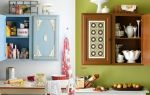 Лучшие варианты как обновить старую мебель на кухне: 6 оригинальных идей
