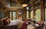Уютная спальня в деревенском стиле: 4 дизайнерских черты