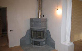 Изготовление дымохода для камина своими руками