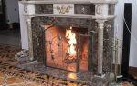 Камины из мрамора: шикарный декор и облицовка своими руками