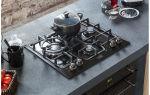 Подбираем газовую панель для кухни: 4 конфорки