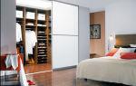 Стильный и удобный шкаф в спальне: 10 вариантов идеальных решений