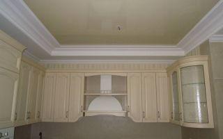 Делаем потолок в стиле классика: 3 вида потолков