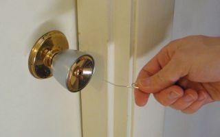 Резко захлопнулась дверь в квартиру как открыть: 6 вариантов