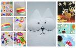 Поделки из бумаги своими руками: 8 необыкновенных идей для детей