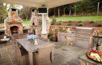 Уютная летняя кухня на участке: обустройство и оформление