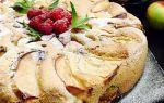 Диетическая шарлотка с яблоками: сладости для тонкой талии