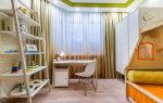 Оригинальная детская комната 10 кв. м: проектирование и оформление дизайна
