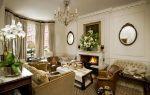 Гостиная в английском стиле: аристократический дизайн своими руками