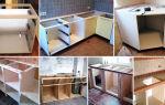 Как сделать кухонный гарнитур своими руками: следуем инструкции