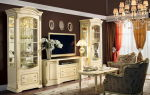 Выбираем мебель в гостиную в классическом стиле: 8 особенностей