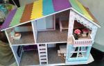 Кукольный домик своими руками: самые креативные идеи