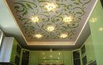 Модный потолок кухни: натяжной (фото-примеры)
