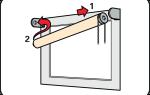 Эргономичные рулонные шторы: как крепить, все способы установки