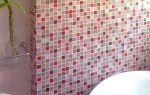 Современная самоклеящаяся пленка для ванной: 6 положительных сторон