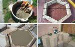 Как сделать тротуарную плитку своими руками: 6 материалов