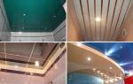 Какие потолки лучше сделать в ванной комнате: 6 самых лучших идей