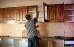 Обновить фасад кухни своими руками: делаем правильно