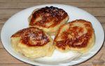 Пышные и толстые оладьи на дрожжах: рецепт и 7 вариантов подачи на стол