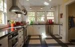 Идеальные полы на кухне: рациональные решения