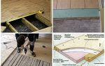 Все о том, как положить плитку на деревянный пол самостоятельно