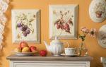Изысканные картинки на кухню на стену, как популярный элемент декора