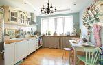 Кухня в стиле прованс: как сделать ремонт самостоятельно