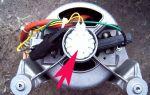 Тахогенератор в стиральной машине: 4 метода выявления поломки