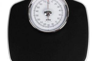 Механические напольные весы: 4 рекомендации по выбору