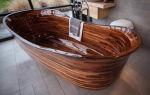 Деревянная ванна: 5 советов по выбору