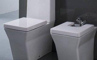 Выбор сантехники с учетом высоты унитаза: 4 особенности