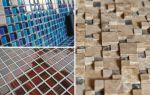 Использование в декоре мозаики: 3 преимущества плитки