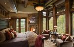 Деревянные обои: теплый и уютный интерьер