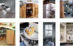 Удобный шкаф угловой на кухню: правила выбора