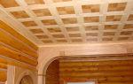 Отделка потолка в деревянном доме: 5 лучших материалов